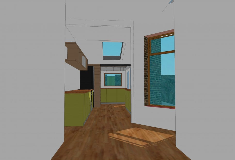 Alresford_Rd_PROPOSED_100_SCHEME_Option11_view04_view_through